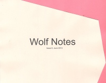 Wolf Notes 6