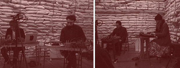 Live at Cafe Oto Project Space